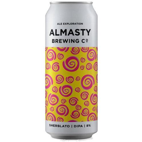 Almasty Brewing Sherblato Tropical DIPA