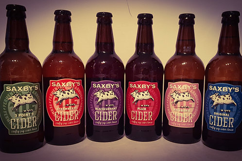 Saxby's Cider Mixed Pack