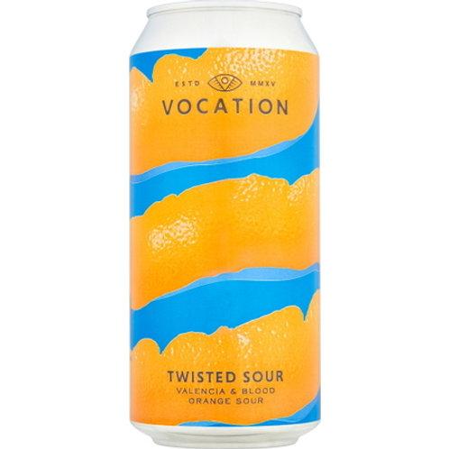 Vocation Twisted Blood Orange Sour