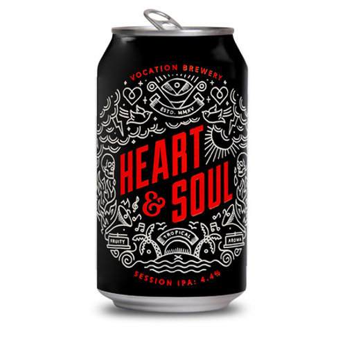 Vocation Heart & Soul Session IPA