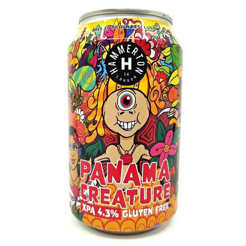 Hammerton Panama Creature Gluten Free Pale Ale - Past BBE Date