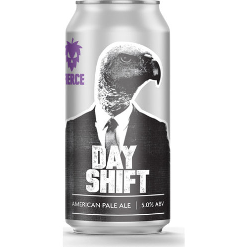 Fierce Beer Day Shift Juicy Pale Ale