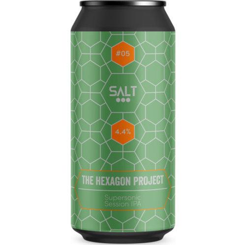 Salt Factory Hexagon Project IPA