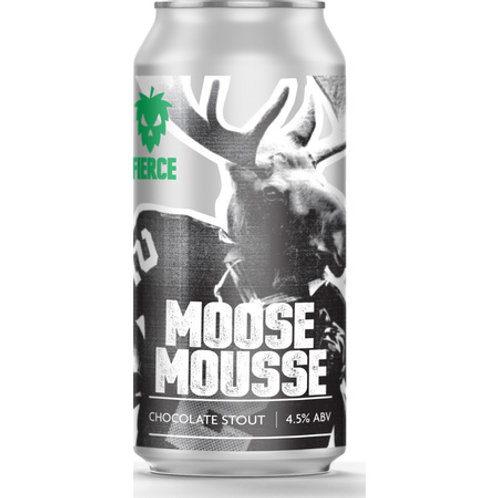 Fierce Beer Moose Moose Chocolate & Vanilla Stout