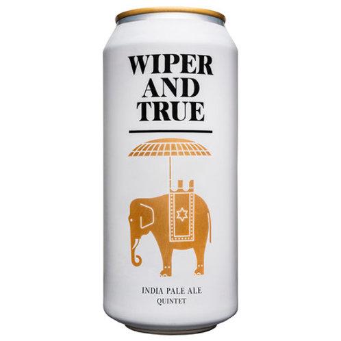 Wiper and True Kiwi Lilt Pale Ale