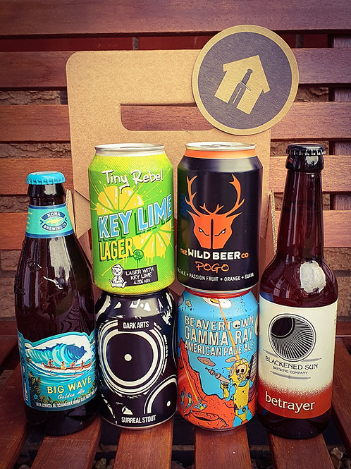 The Magic 6 mixed pack