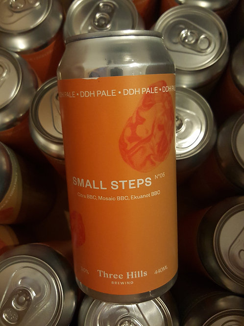 Three Hills Small Steps v 5 DDH Pale (2020)