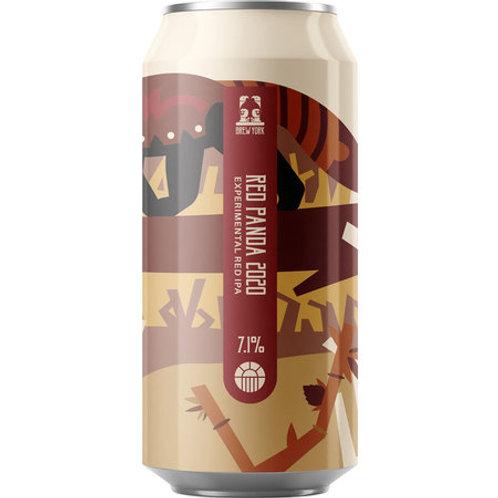 Brew York Red Panda 2020 IPA