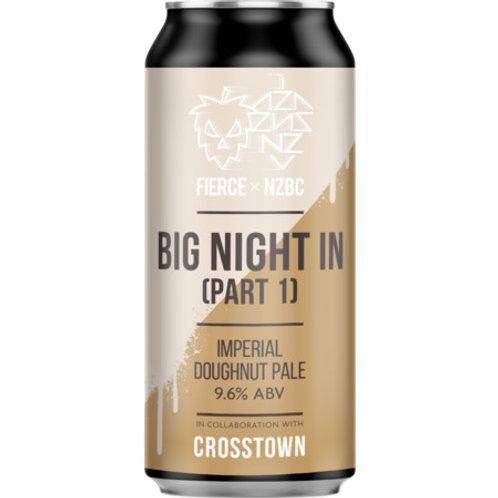 Fierce Beer Big Night In (Part 1) Imperial Doughnut Pale