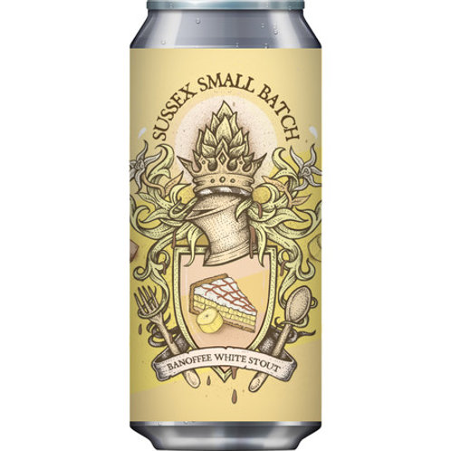 Sussex  Small Batch Banoffee White Stout