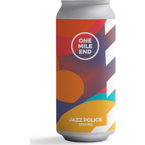 One Mile End Jazz Police IPA