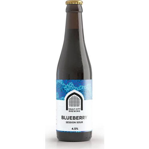 Vault City Brewing Blueberry Session Sour