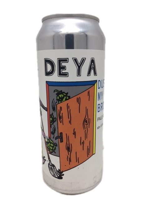 Deya Brewing Co Dust My Broom Juicy Pale Ale