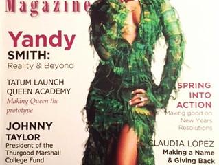 Nura Magazine with Yandy