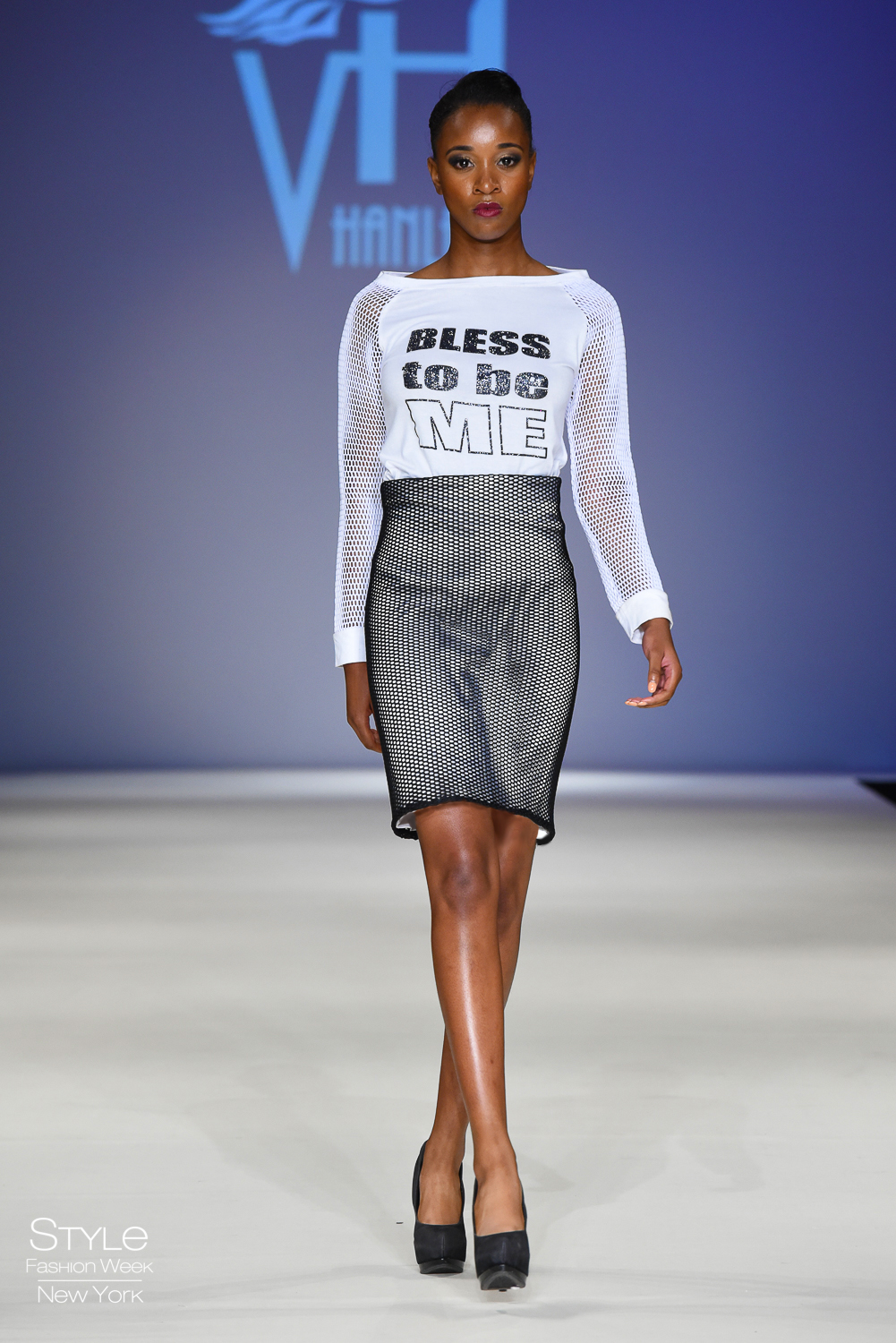 bless to be me  shirt and pencil skirt.jpg