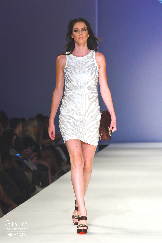 white gold tigger gel print body con dress.jpg