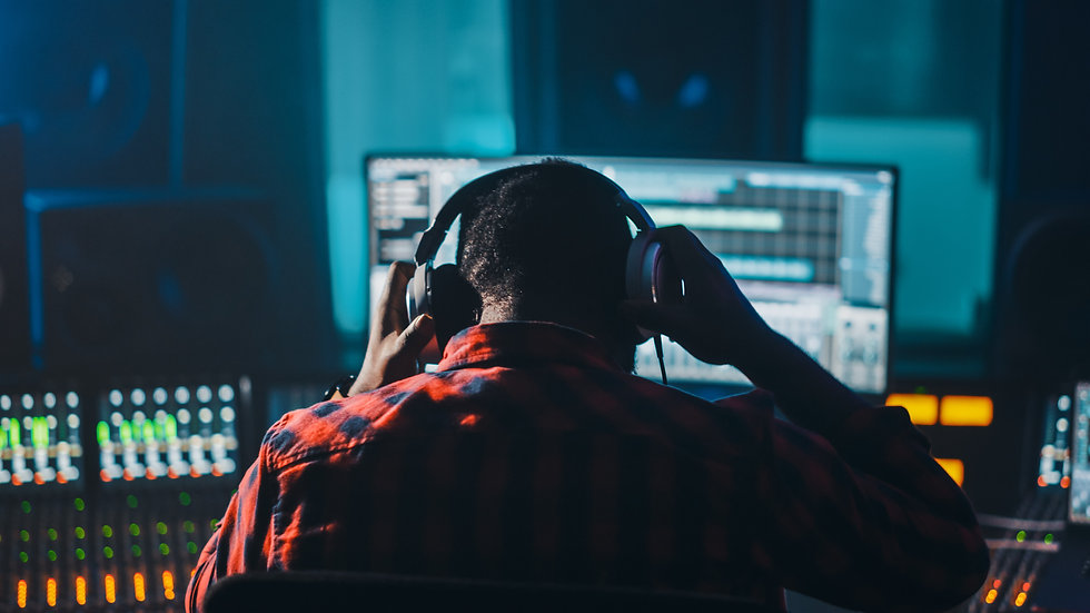 Stylish Artist, Musician, Audio Engineer
