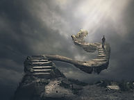 man-walks-up-a-scary-set-of-steps_r7-Z0R
