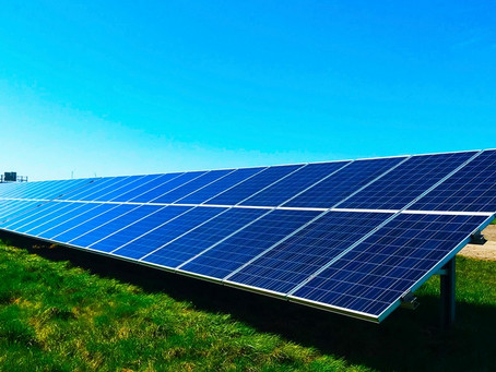 Energia solar para sua empresa