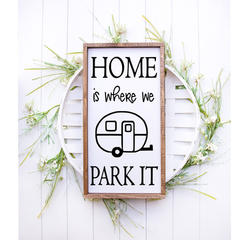 home is where park it