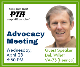 April 28 Advocacy Committee Meeting (1).