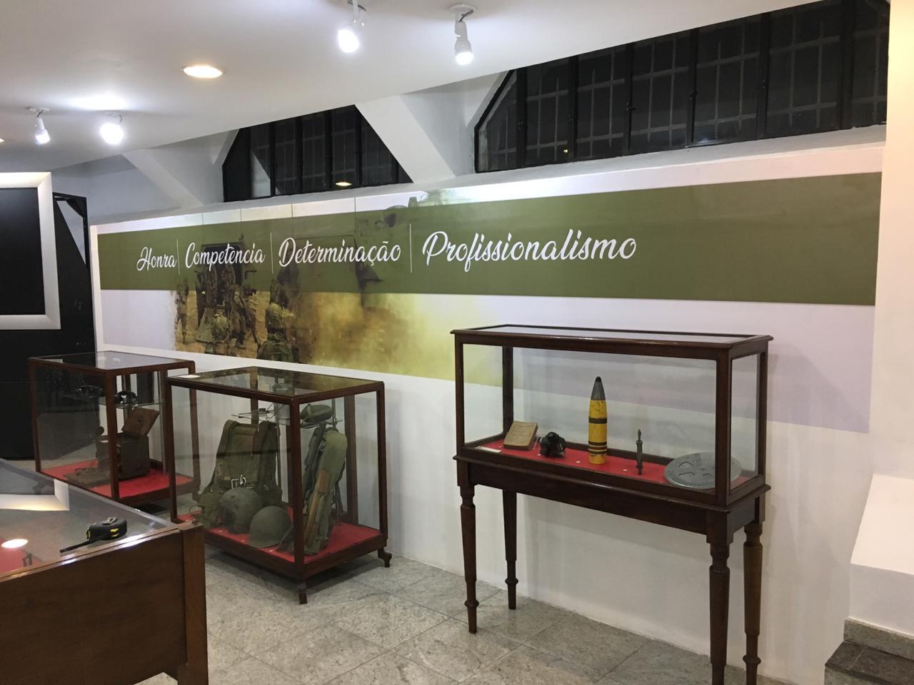 Exposição Fuzileiros Navais