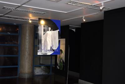 Exposição artistas no Sebrae