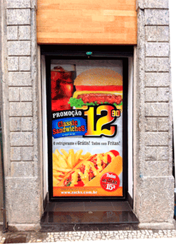 Zacks Burger