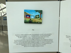 Exposição CFN no Museu do Amanhã