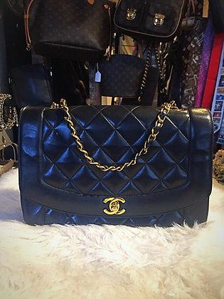 Chanel Vintage Medium Diana Flap Bag