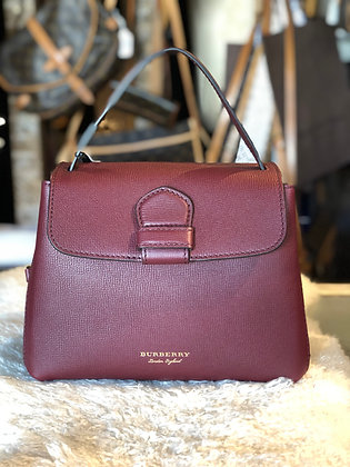 Burberry Small Camberley Satchel