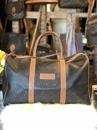 Christian Dior Vintage Monogram Duffel Bag