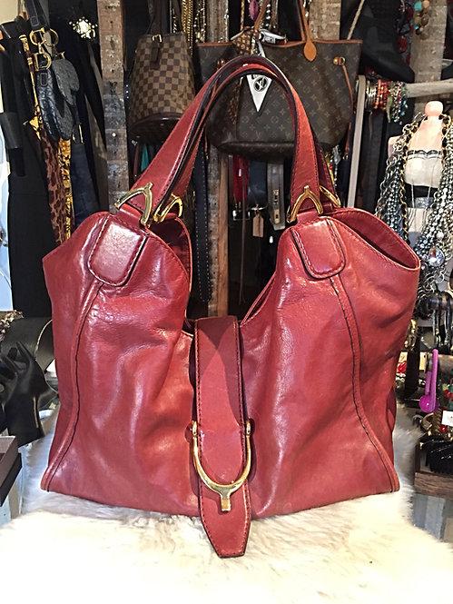 Gucci Soft Stirrup Bag