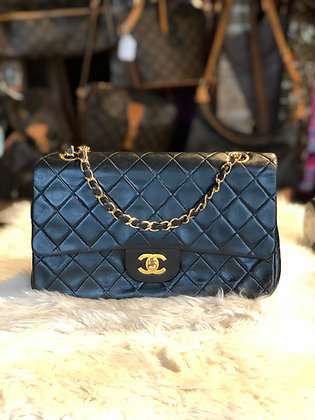 Chanel Large Double Flap Bag
