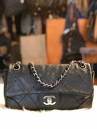 Chanel Caviar Medium Flap Bag