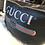 Thumbnail: Gucci Leather Logo Print Belt Bag