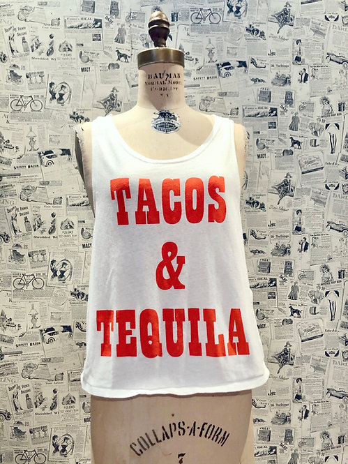"""Mink Pink """"Tacos & Tequila"""" Tank Top"""