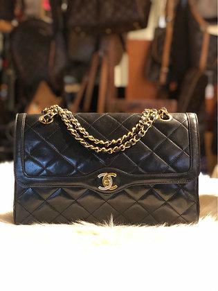 Chanel Paris Double Flap Bag