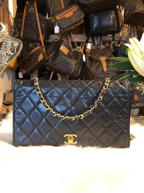 Chanel Vintage Crossbody Bag