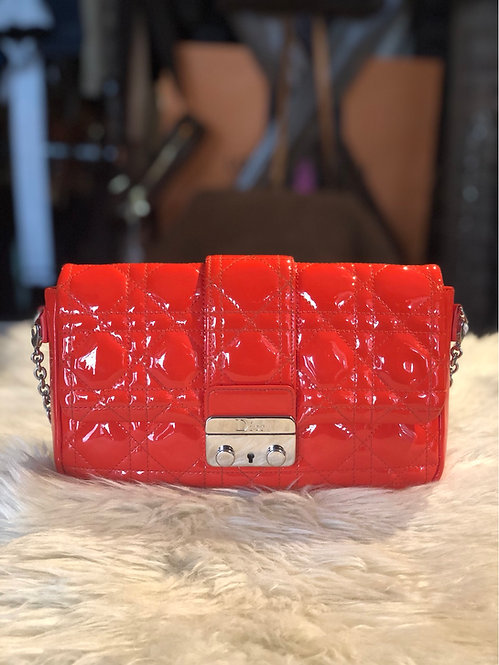Christian Dior Cannage New Look Pouch