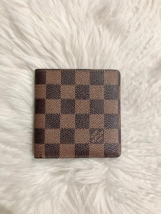 Louis Vuitton Damier Ébène Multiple Wallet
