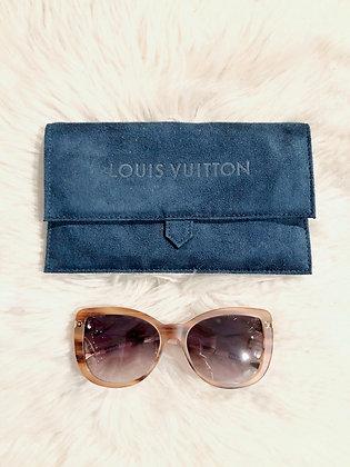 Louis Vuitton Damier Azur Charlotte Sunglasses
