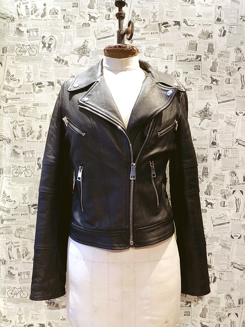 Tenax Leather Jacket