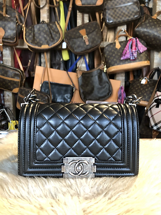 Chanel Medium Boy Bag