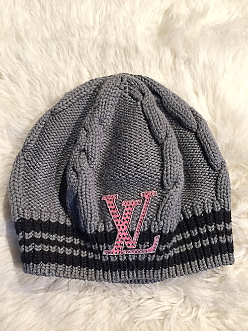 Louis Vuitton Embellished Colombia Beret