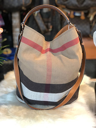 Burberry Medium Susanna Hobo