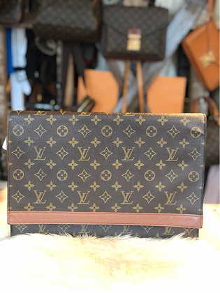 Louis Vuitton Monogram Porte Documents Envelope