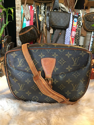 Louis Vuitton Monogram Jeune Fille MM Bag