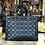 Thumbnail: Christian Dior Quilted Cannage Large Lady Dior Bag