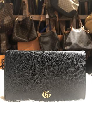 Gucci Small Marmont Chain Bag